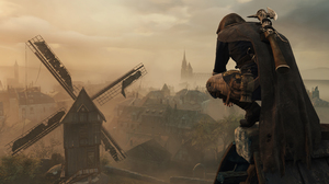 Video Game Assassin 039 S Creed Unity 4480x2520 wallpaper