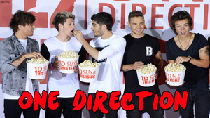 One Direction 1920x1080 Wallpaper