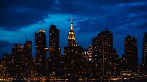 Manhattan New York 4388x3000 wallpaper