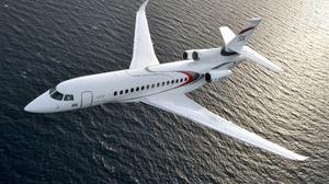 Aircraft Dassault Falcon 8x Passenger Plane Private Jet 2000x1335 Wallpaper