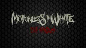 Motionless In White Metal Band Metalcore Logo 1280x800 Wallpaper
