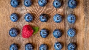 Raspberry Blueberry 2048x1300 Wallpaper