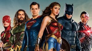 Wonder Woman Superman Aquaman Batman Flash Cyborg Dc Comics Barry Allen Diana Prince Justice League  1920x1080 Wallpaper