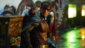 Dick Grayson Robin Dc Comics Titans Tv Show 5841x3894 Wallpaper