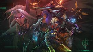 Zed Zed League Of Legends Pyke League Of Legends Vi League Of Legends Samira League Of Legends Ezrea 3840x2160 Wallpaper