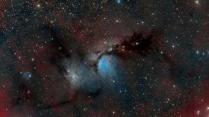 Nebula Space Stars 3547x2315 wallpaper