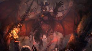 Demon 2000x1388 Wallpaper