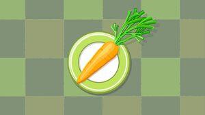 Carrot 1600x1200 Wallpaper