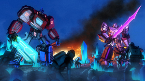 Crossover Robot Star Wars Stormtrooper Sword Transformers 4000x2250 Wallpaper