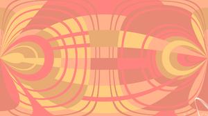 Shapes Colorful Digital Art Pink 1920x1200 wallpaper