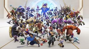 League Of Legends Riot Games Yasuo Yasuo League Of Legends Amumu League Of Legends Amumu Tristana Le 3840x2160 Wallpaper