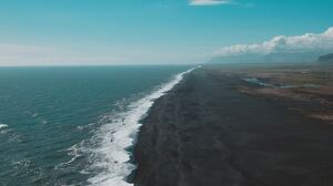 Nature Ocean Sky Horizon Coastline Cloud Water 3903x2602 Wallpaper