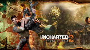 Video Game Uncharted 2 Among Thieves Wallpaper Resolution