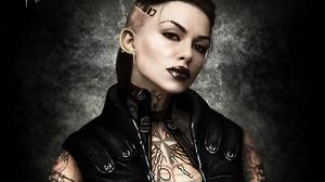 Jack Mass Effect 1920x1320 Wallpaper