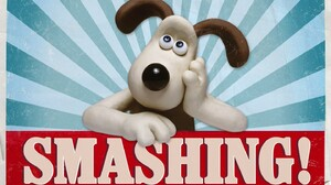 Artwork Cartoon Wallace And Gromit Animation Typography 1440x900 Wallpaper