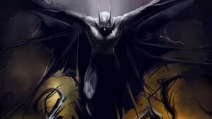 Batman 2560x1600 wallpaper