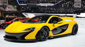 Vehicles McLaren P1 4288x2848 Wallpaper