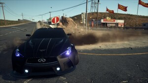 Need For Speed Need For Speed Payback Car Infiniti Black Cars Drifting Tuning Vehicle Video Games 1920x1080 Wallpaper