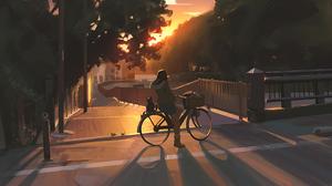 Evening 3840x2160 Wallpaper