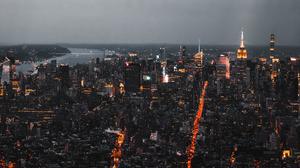 Building Empire State Building Manhattan 1920x1080 Wallpaper