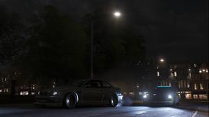 BMW 3 BMW BMW M3 GTR Mercedes AMG GTs Mercedes Benz SLS AMG Forza Forza Horizon 4 Simulation Video G 1920x1080 Wallpaper