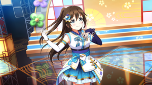 Love Live Love Live Series Osaka Shizuku Anime Girls 3600x1800 wallpaper
