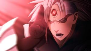 Grey Hair Madara Uchiha Rinnegan Naruto Sharingan Naruto 2667x1500 Wallpaper