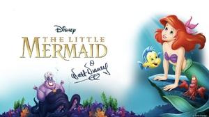 Ursula The Little Mermaid Ariel The Little Mermaid Flounder The Little Mermaid Mermaid Sebastian The 2000x1125 Wallpaper