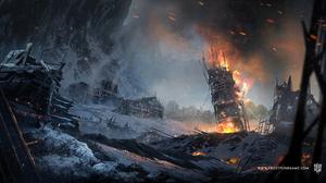 Video Game Frostpunk 3840x2160 Wallpaper
