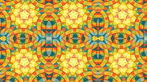 Abstract Artistic Colors Digital Art Kaleidoscope Pattern Psychedelic 1920x1080 Wallpaper