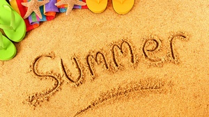 Beach Sand Summer 4245x2820 Wallpaper