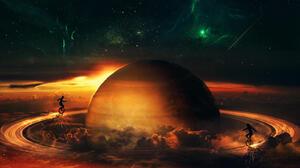 Digital Art T1na Fantasy Art 1600x901 wallpaper