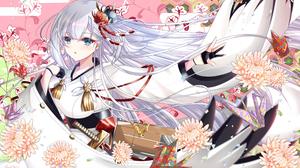 Shoukaku Azur Lane 6140x4341 wallpaper