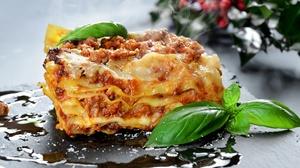 Lasagna Still Life 6016x4016 wallpaper