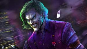 Joker Batman 3840x2160 Wallpaper