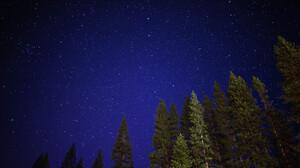 Sky Starry Sky Stars 4256x2832 wallpaper