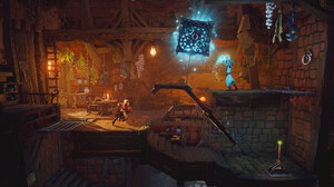 Video Game Trine 4 The Nightmare Prince 3840x2160 wallpaper