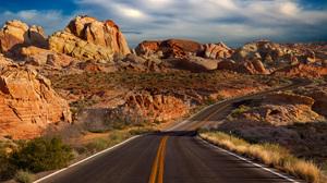 Desert Rock 1920x1080 wallpaper