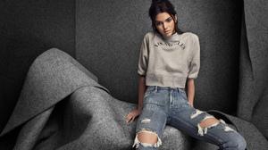 Woman Model American Black Hair 3500x2333 wallpaper