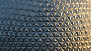 Abstract 3D Shadow Gold Triangle 1920x1080 Wallpaper