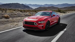 Ford Mustang 6720x3781 wallpaper