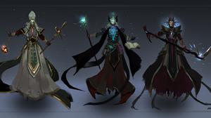 Fantasy Demon 2355x1156 Wallpaper