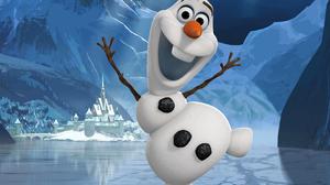 Frozen Movie Olaf Frozen 2560x1600 Wallpaper