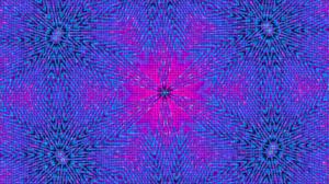 Pattern Colors Blue Pink Digital Art Artistic 1920x1080 Wallpaper