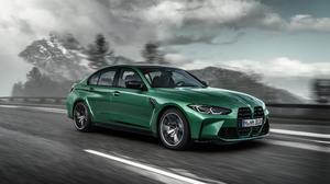 Bmw M3 Bmw Car Green Car Luxury Car 3840x2160 Wallpaper