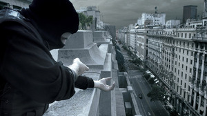 City Death Humor People Sniper 1440x900 Wallpaper
