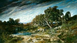 Artistic Landscape 2401x1508 wallpaper