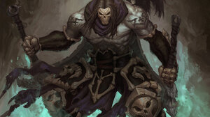 Crow Death Darksiders 1920x1568 Wallpaper