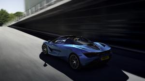 Blue Car Car Mclaren Mclaren 720s Sport Car Supercar Vehicle 4000x2988 Wallpaper