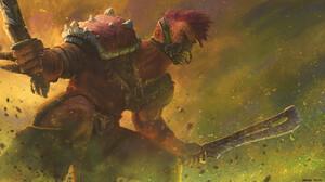 Fantasy Warrior 1920x1080 Wallpaper